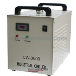 Чиллер CW3000 для лазерного станка
