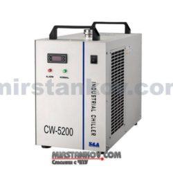Чиллер CW5200 для лазерного станка