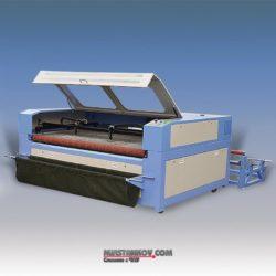 Лазерный гравер MSL 1610С для раскроя ткани