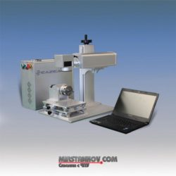 Оптоволоконный лазерный маркировщик MSO-20m