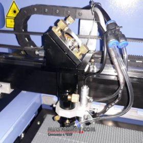 Лазерный целеуказатель и система автофокуса для лазерного станка