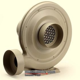Система вентиляции для станков с ЧПУ