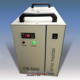 Система охлаждения для станков с ЧПУ