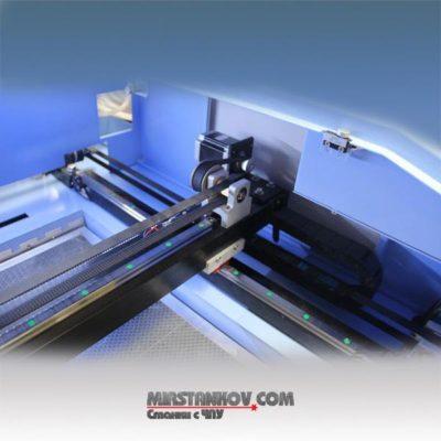 Лазерный станок MSL1390Plus (МЕТАЛЛЫ+НЕМЕТАЛЛЫ)