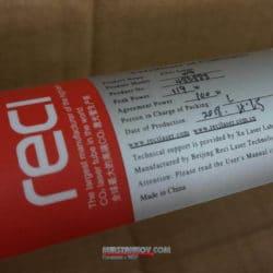 Лазерная трубка RECI W4 100-130 Вт