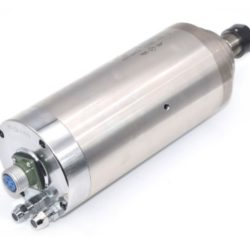 Шпиндель 3 кВт с водяным охлаждением