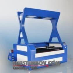 Лазерный гравер MSL 1810С-CCD  для раскроя ткани с камерой